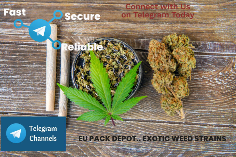 Telegram Exotic Weed Strains and Cannabis